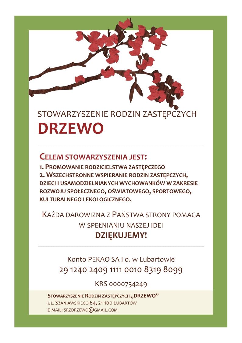 Ulotka - DRZEWO